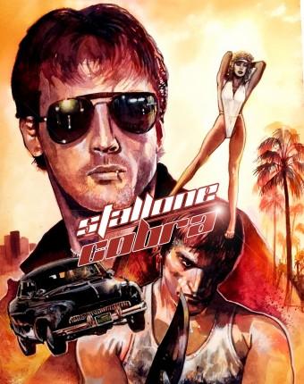Cobra poster Steven Morris