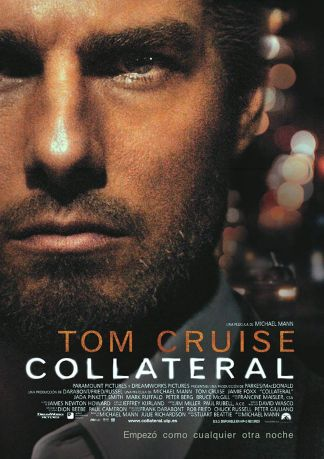 Collateral Spanish poster