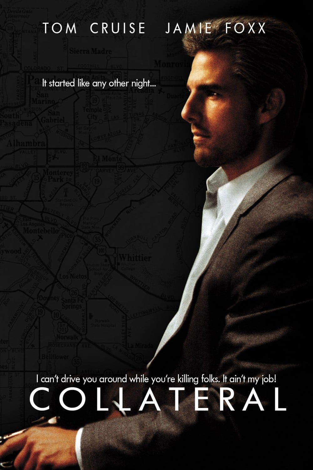 Collateral alternate poster 2
