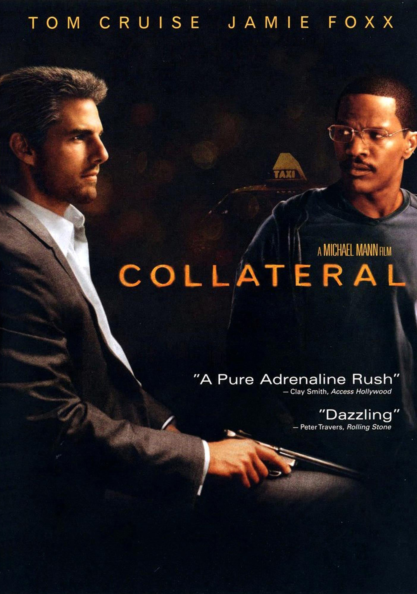 Collateral alternate poster