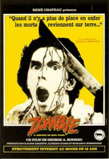 Dawn of the Dead French Poster 2