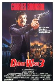 Death Wish 3 poster