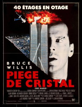 Die Hard French poster