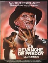 Freddy's Revenge French poster