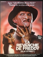 Freddy's Revenge French poster