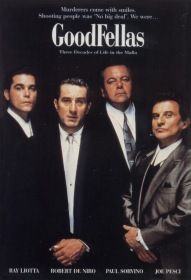 Goodfellas alternate poster