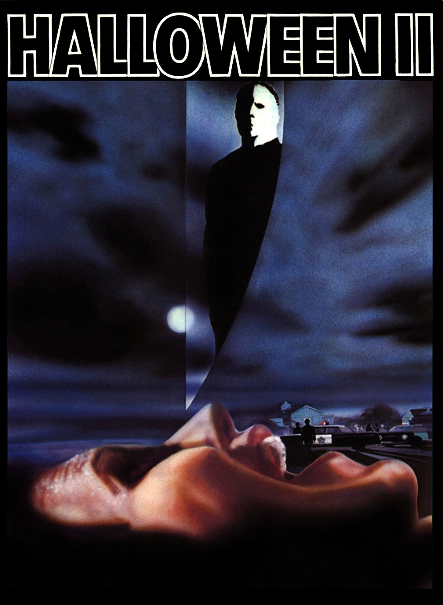 Halloween II alternate poster 2