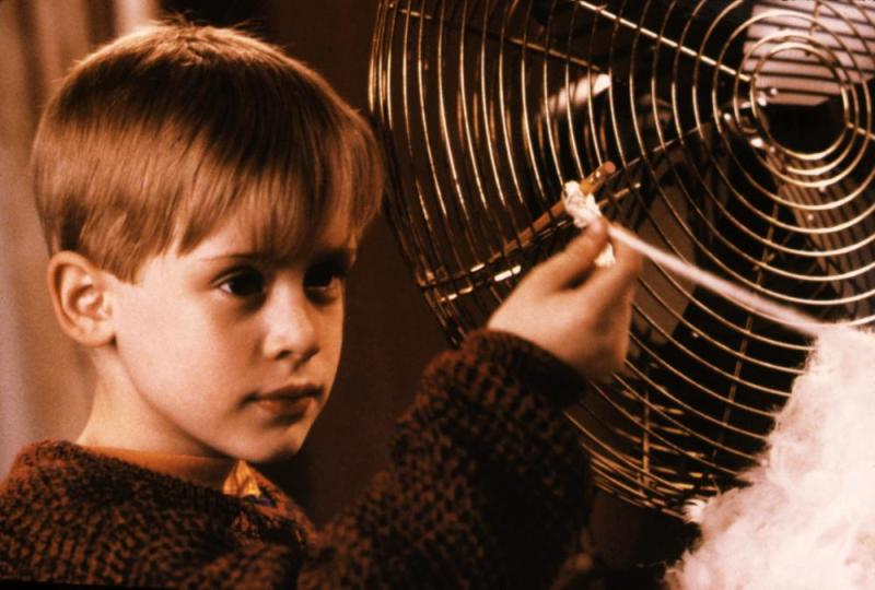 Home Alone Kevin fan