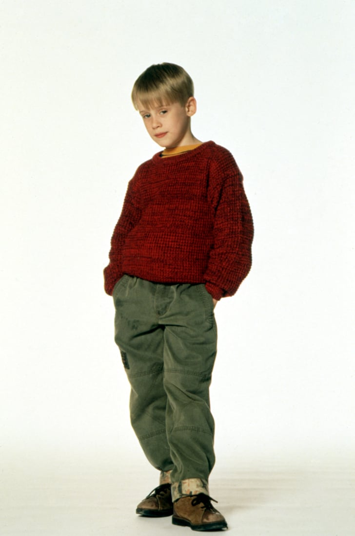 Home Alone Macauley Culkin