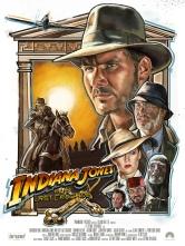 Indiana Jones and the Last Crusade poster Victoria Shatilova