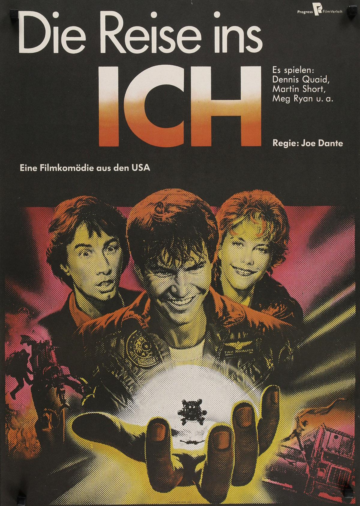 Innerspace German poster alternate