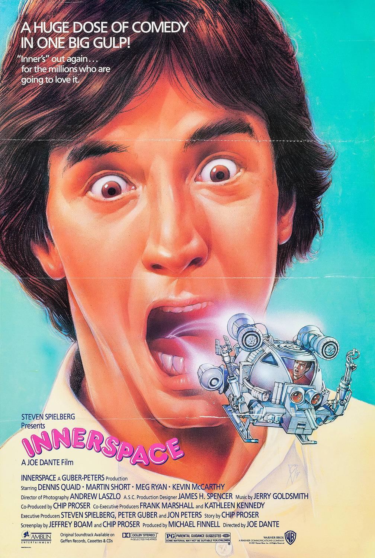 Innerspace alternate poster 2