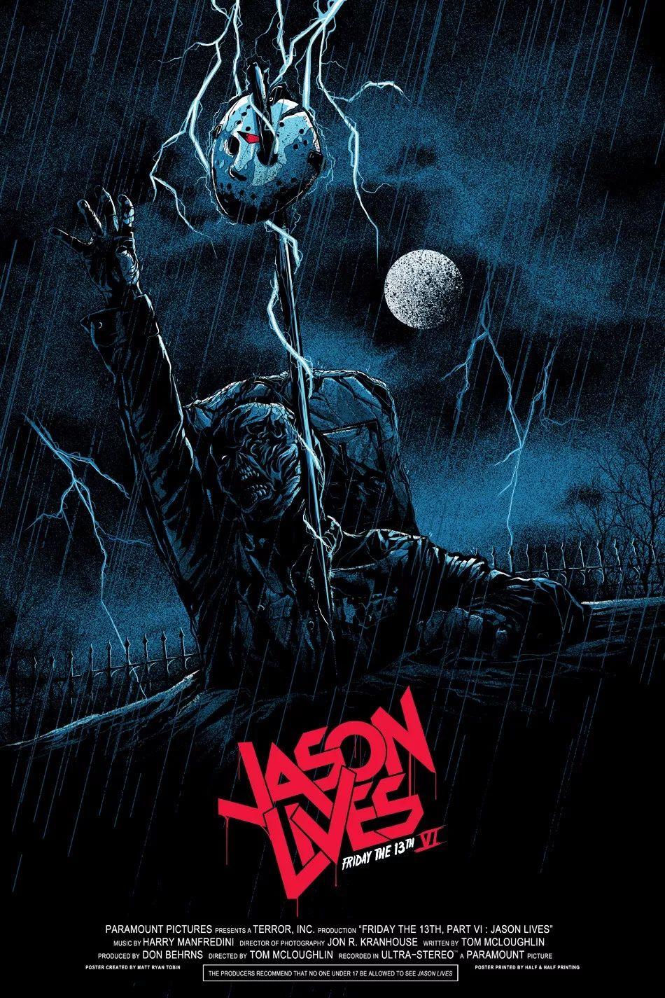 Jason Lives! Matt Ryan
