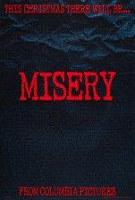Misery teaser poster