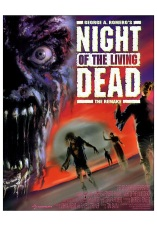 Night of the Living Dead 1990 alternate poster 2