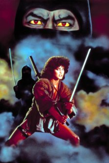 NINJA III, Lucinda Dickey, 1984. (c) MGM/ Courtesy: Everett Collection.