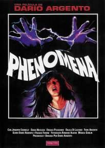 Phenomena Italian poster 2