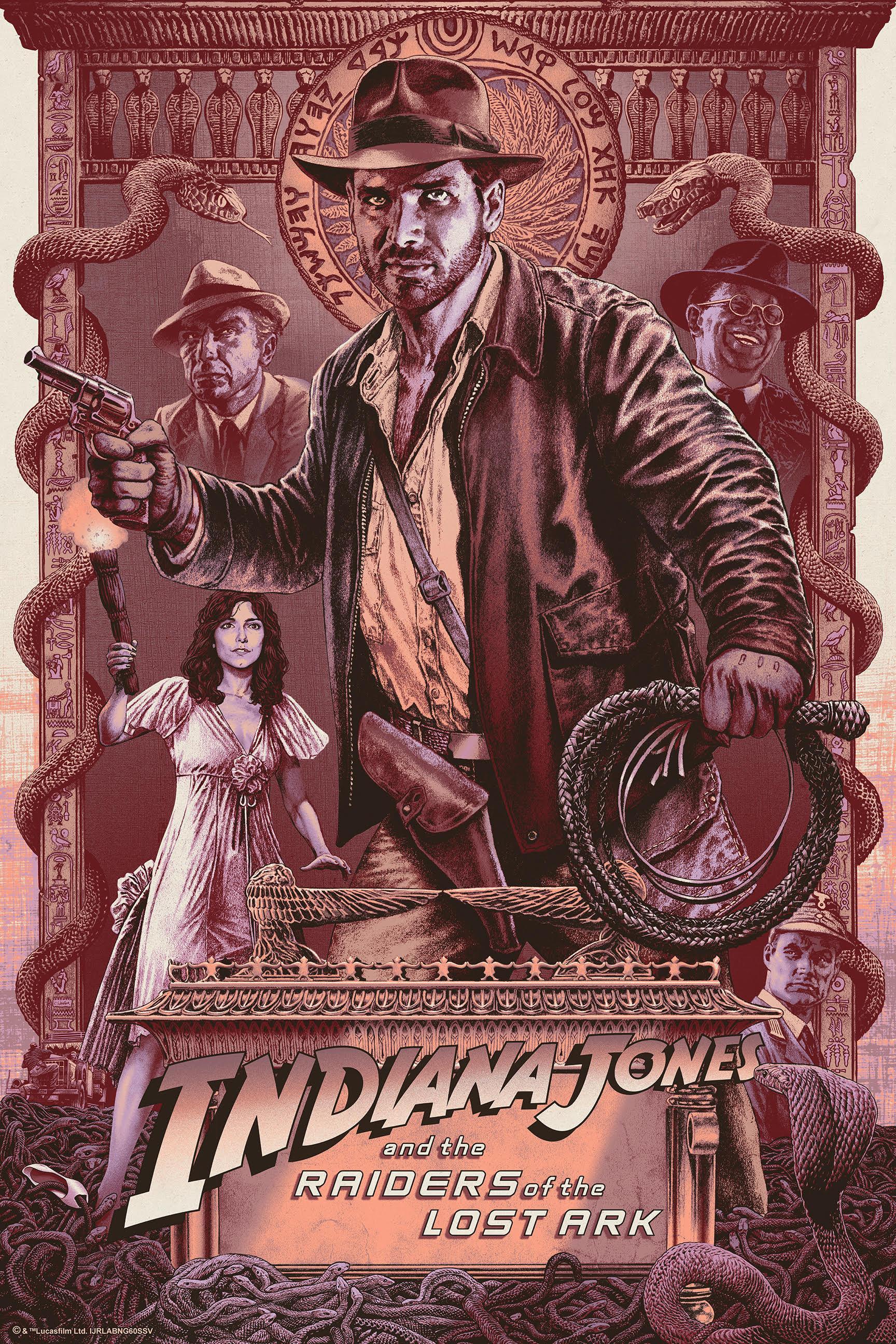 Raiders of the Lost Ark Chris Weston