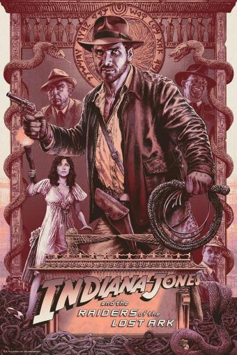 Raiders of the Lost Ark Chris Weston