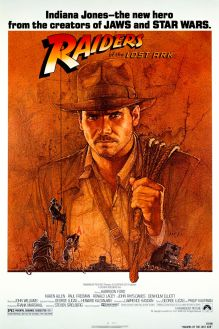 Raiders of the Lost Ark alternate poster 2