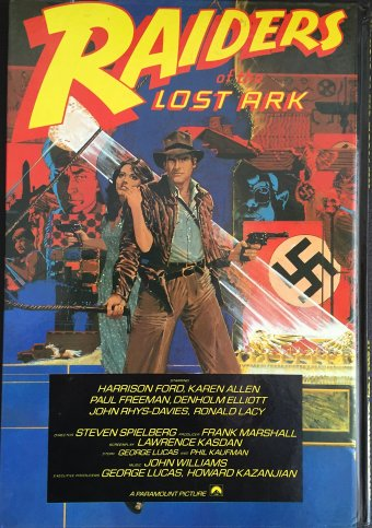 Raiders of the Lost Ark annual