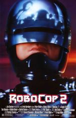 Robocop 2 alternate poster