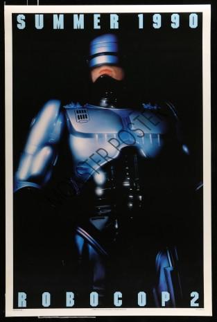 Robocop 2 teaser poster