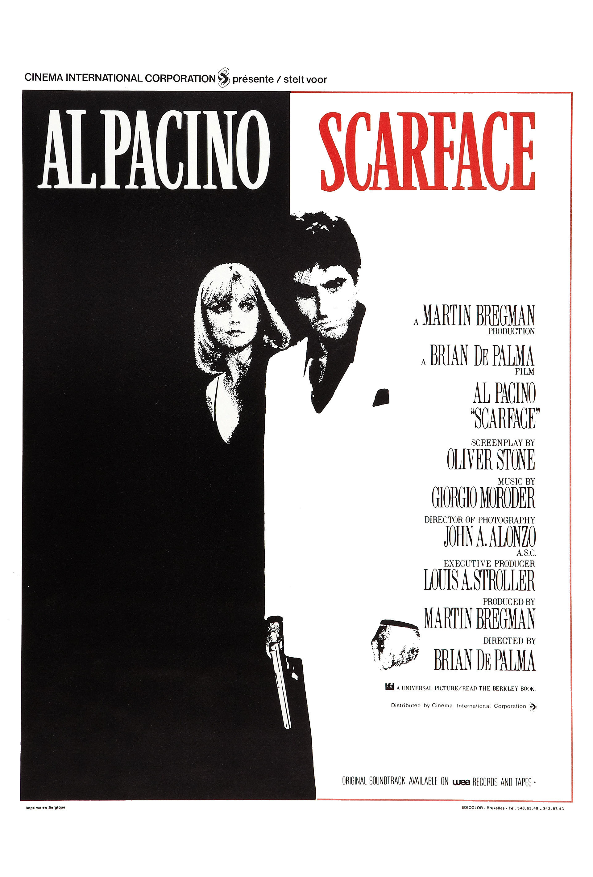 Scarface alternate poster 2