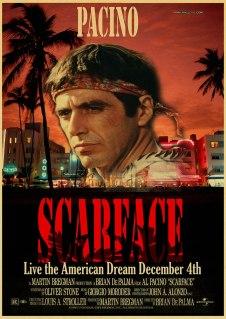 Scarface alternate poster 3