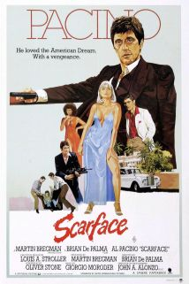 Scarface alternate poster
