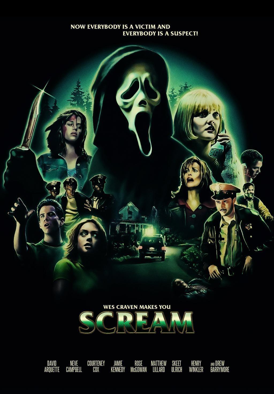 Scream Ralf Klause