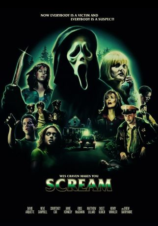 Scream Ralf Klause