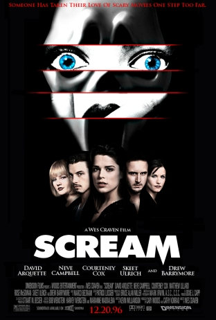 Scream alternate poster 2