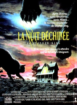 Sleepwalkers French poster