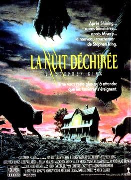 Sleepwalkers French poster