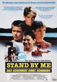 Stand By Me German poster