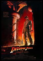Temple of Doom alternate poster