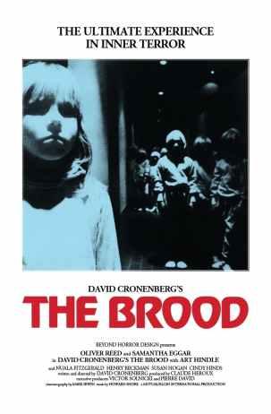 The Brood alternate poster