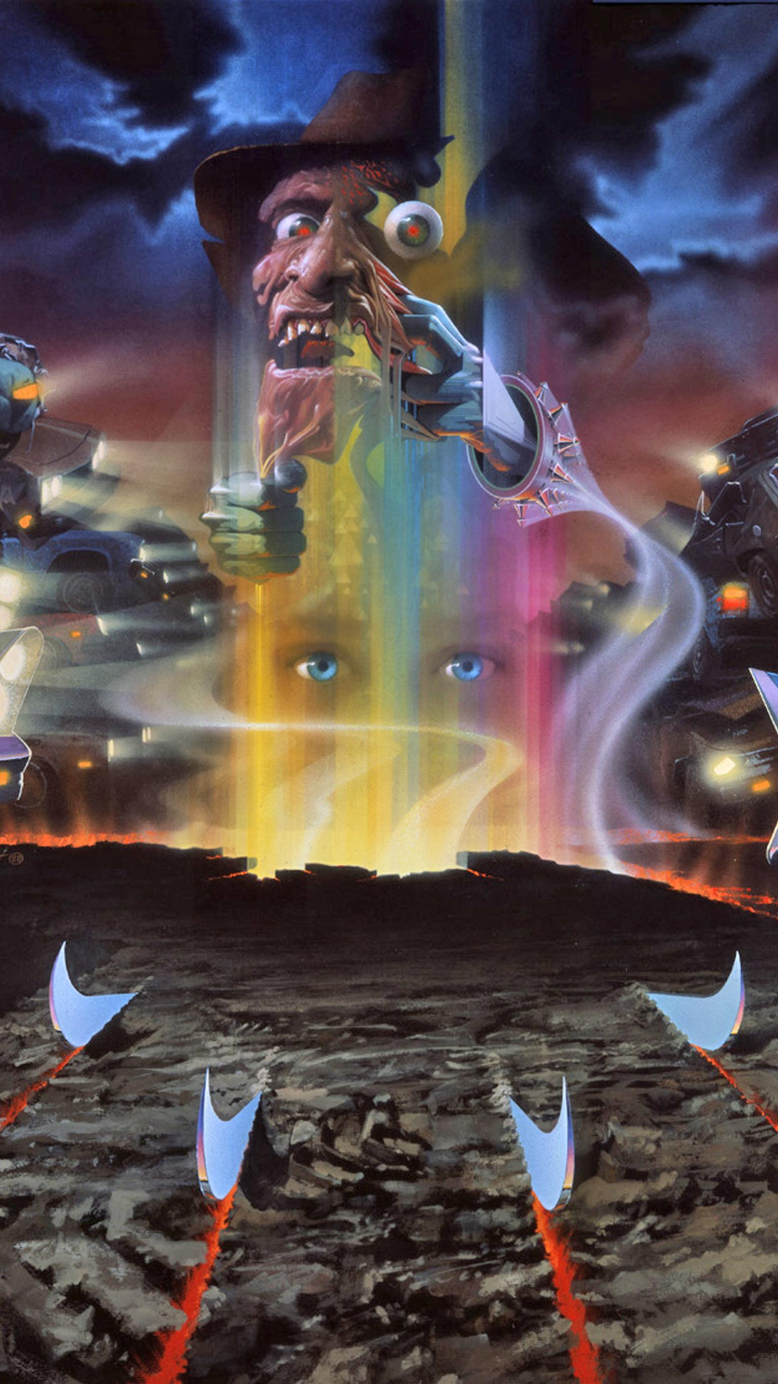 The Dream Master original artwork