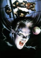 The Lost Boys poster Renato Casaro