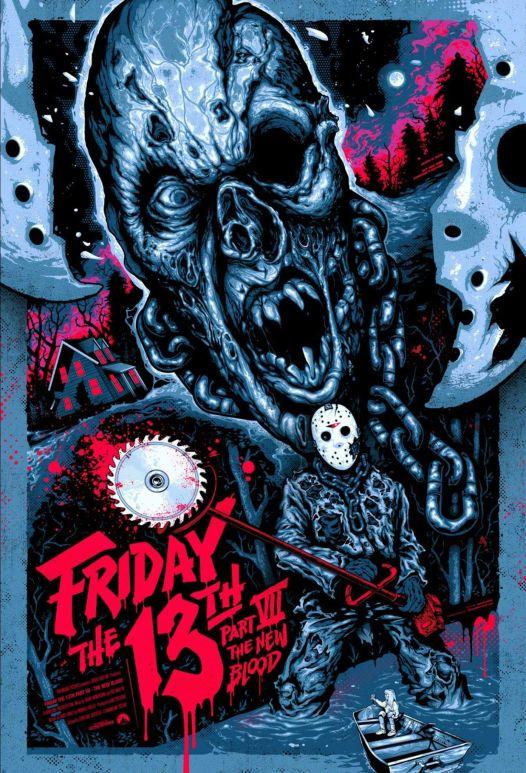 The New Blood poster Devon Whitehead