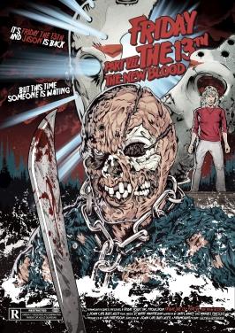 The New Blood poster John Blasik