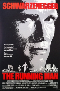 The Running Man alternate poster 3