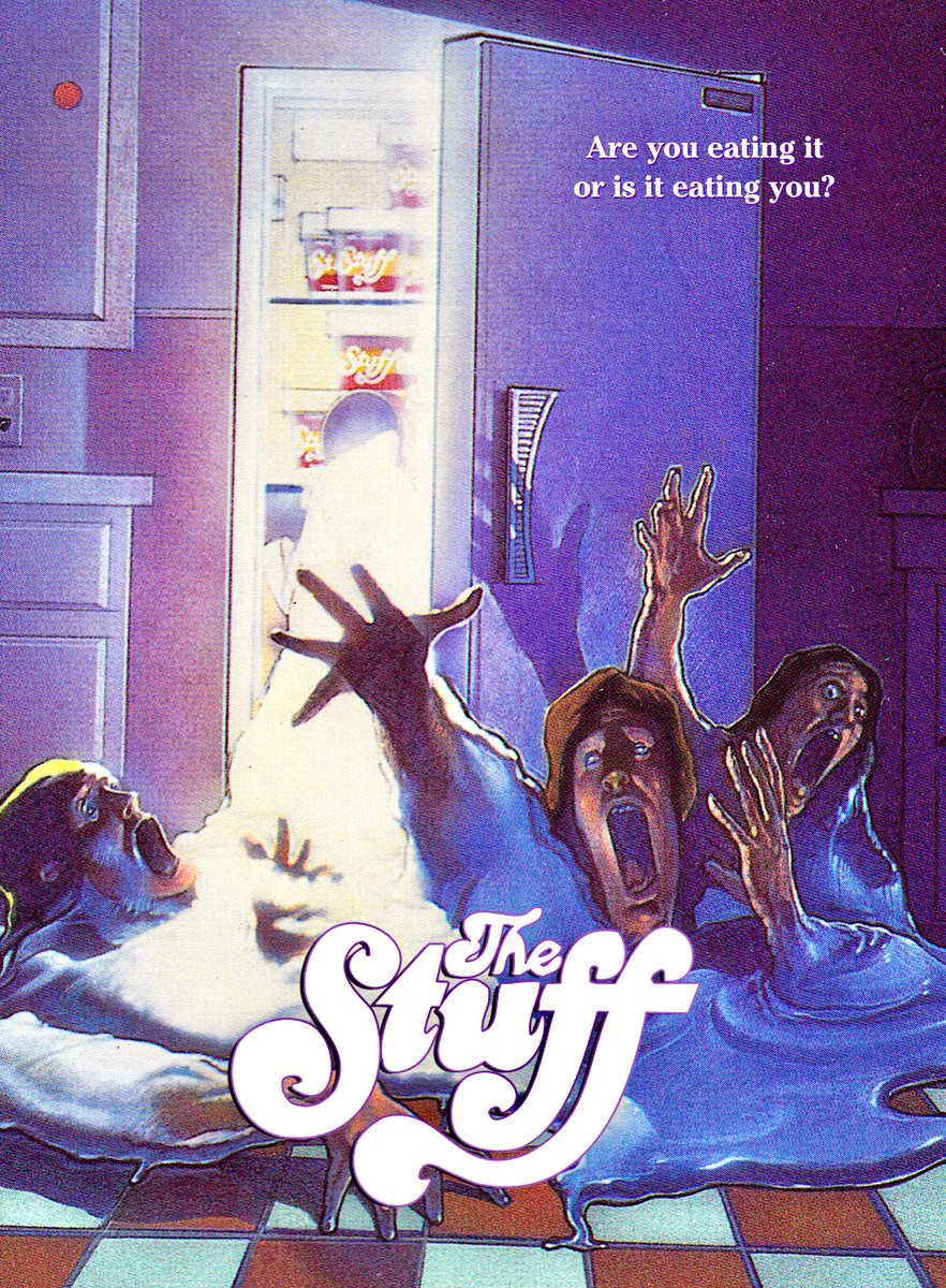 The Stuff alternate poster 2
