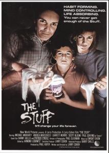 The Stuff alternate poster
