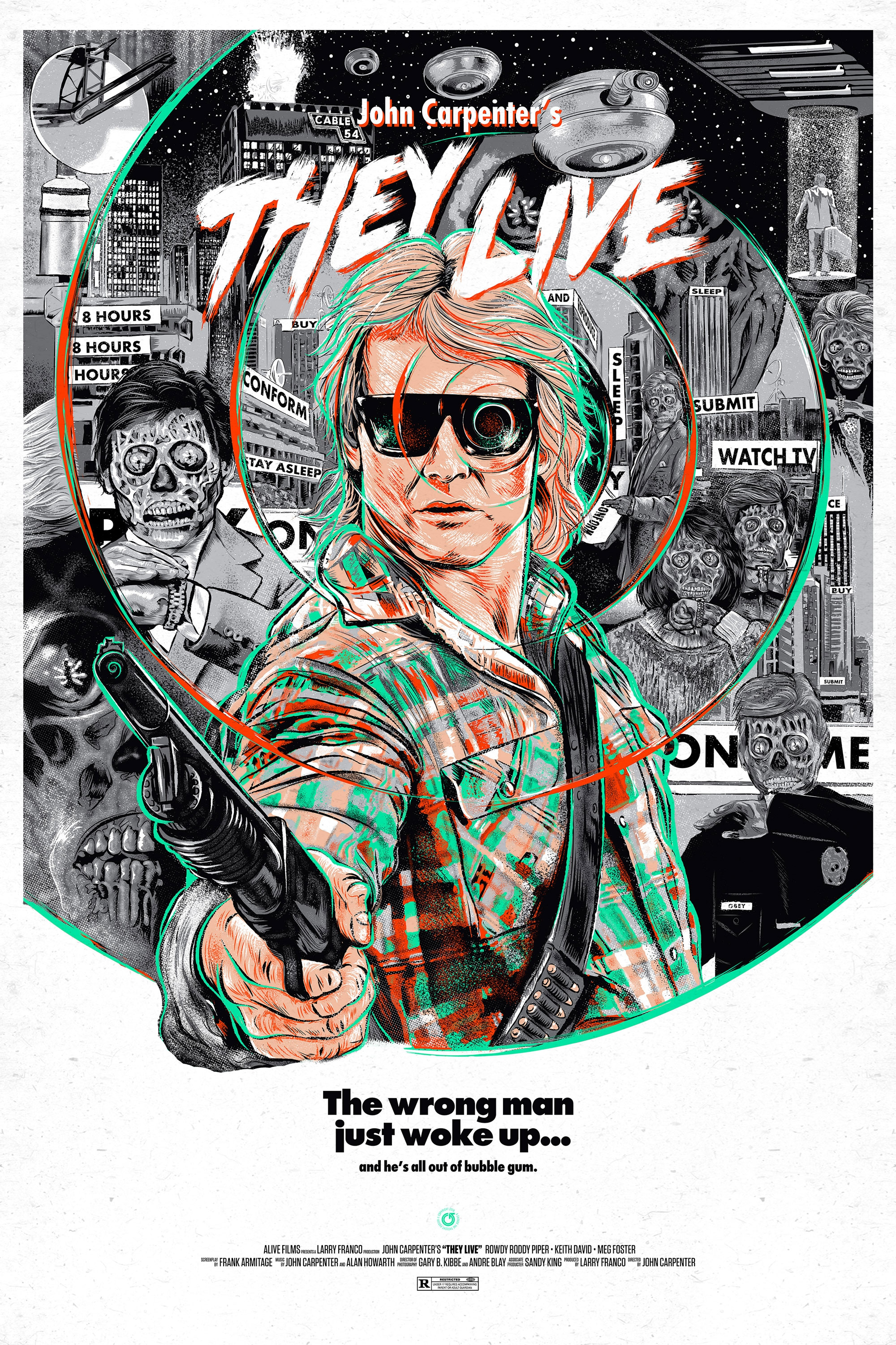 They Live Christopher Cox