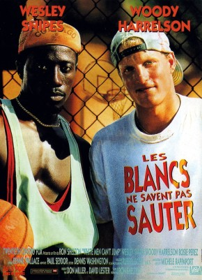 White Men Can't Jump French poster