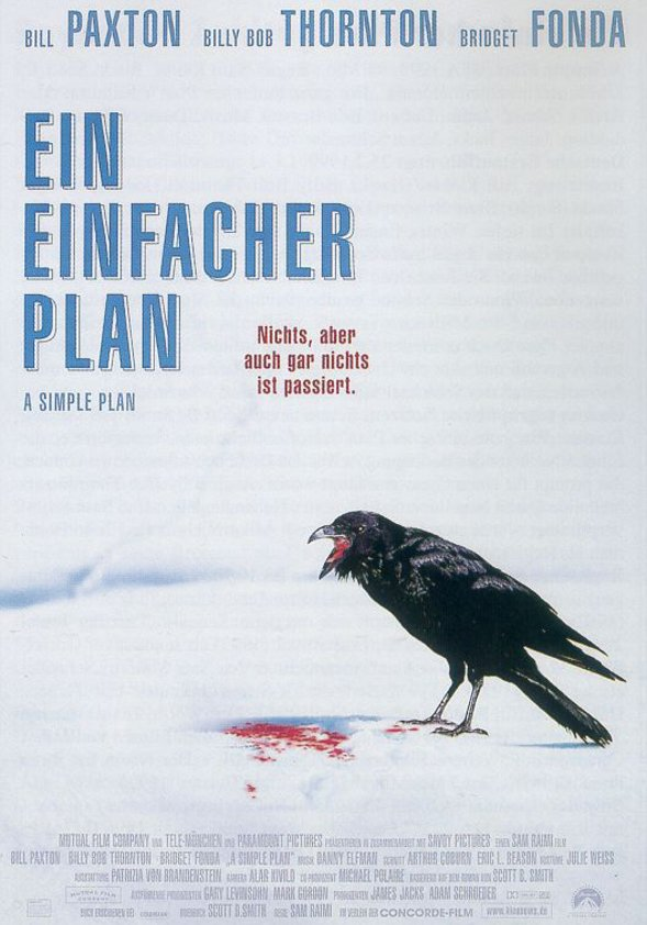 A Simple Plan German poster