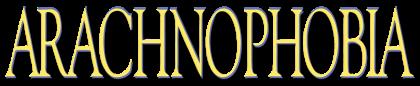 Arachnophobia logo