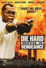 Die Hard With a Vengeance alternate poster